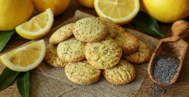 Galletitas de Limón y Chía