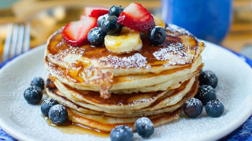 pancakes sin tacc